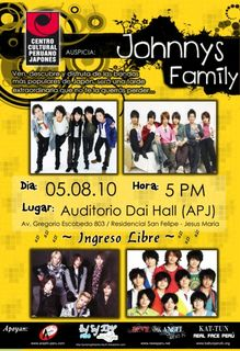 FLYER FINAL JOHNNYS FINALISIMO