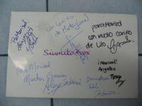 Autografos